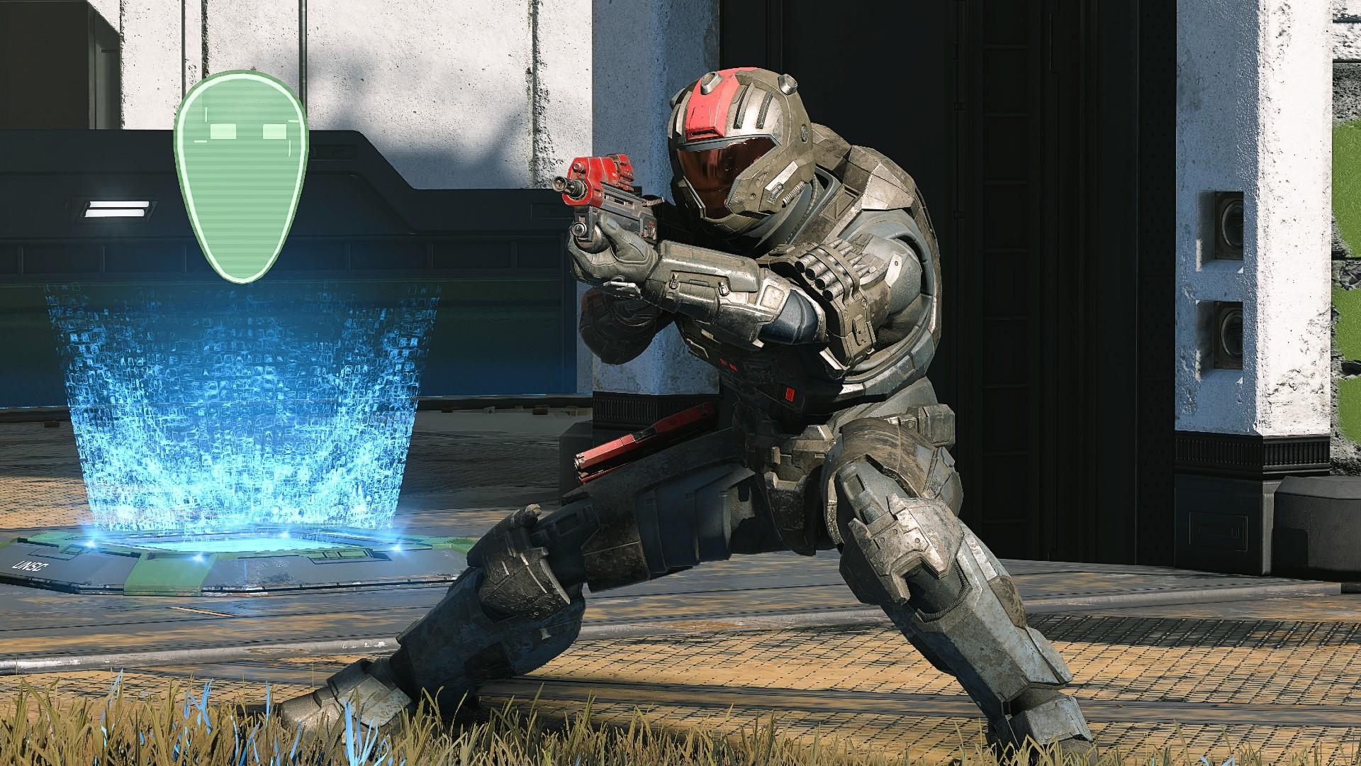 Halo: Infinite's multiplayer beta start date isn't locked in just yet