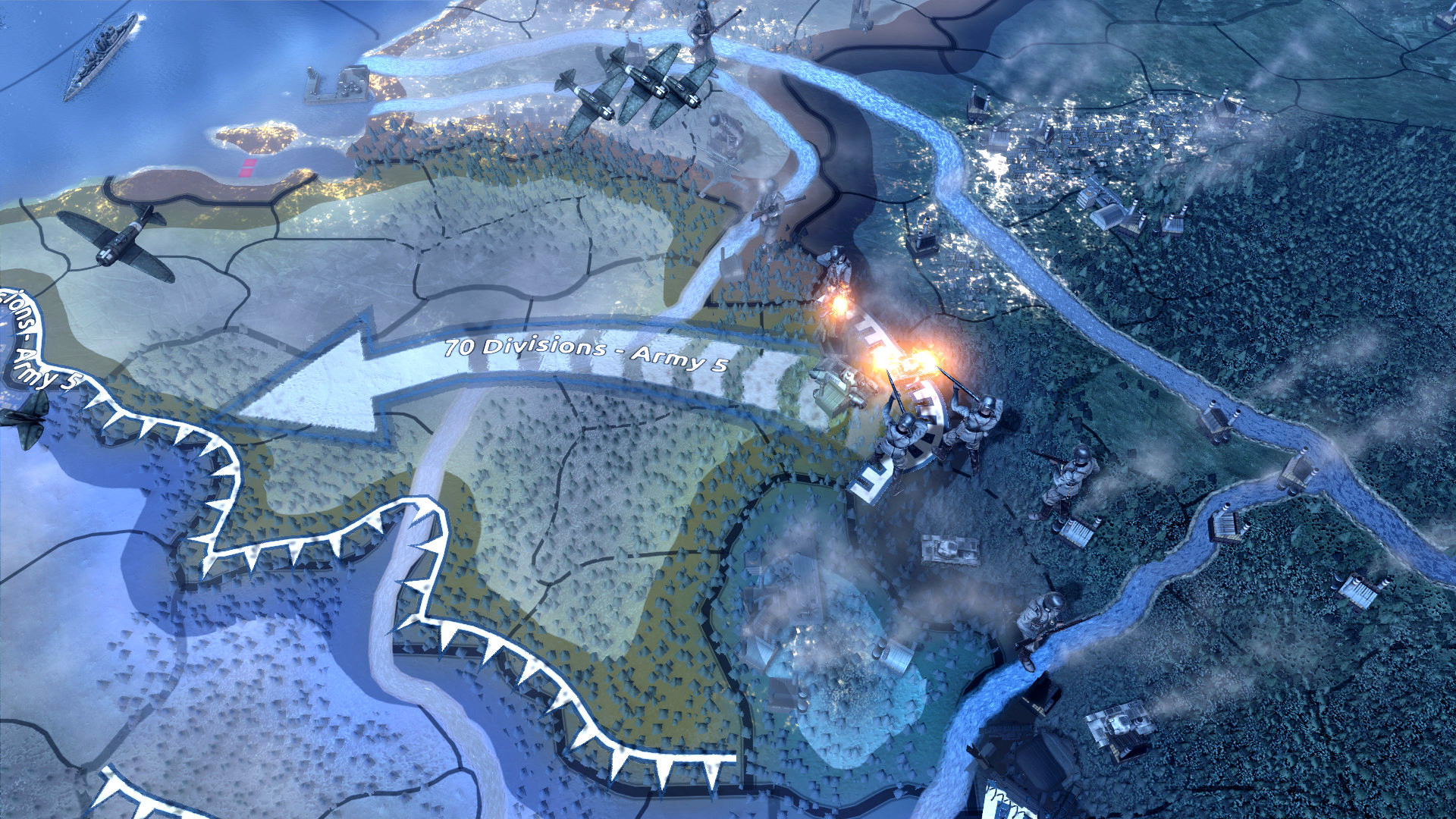 Imperator: Rome lead joins Hearts of Iron 4 team, shows off new military features