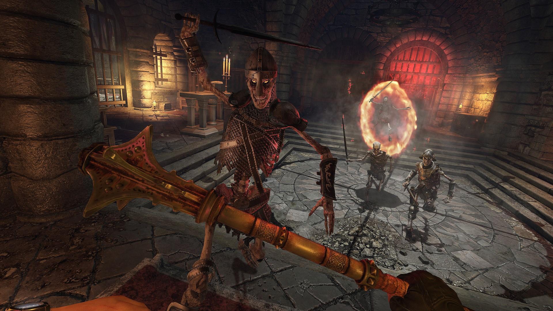 Dying Light's weird Hellraid DLC now has a story mode