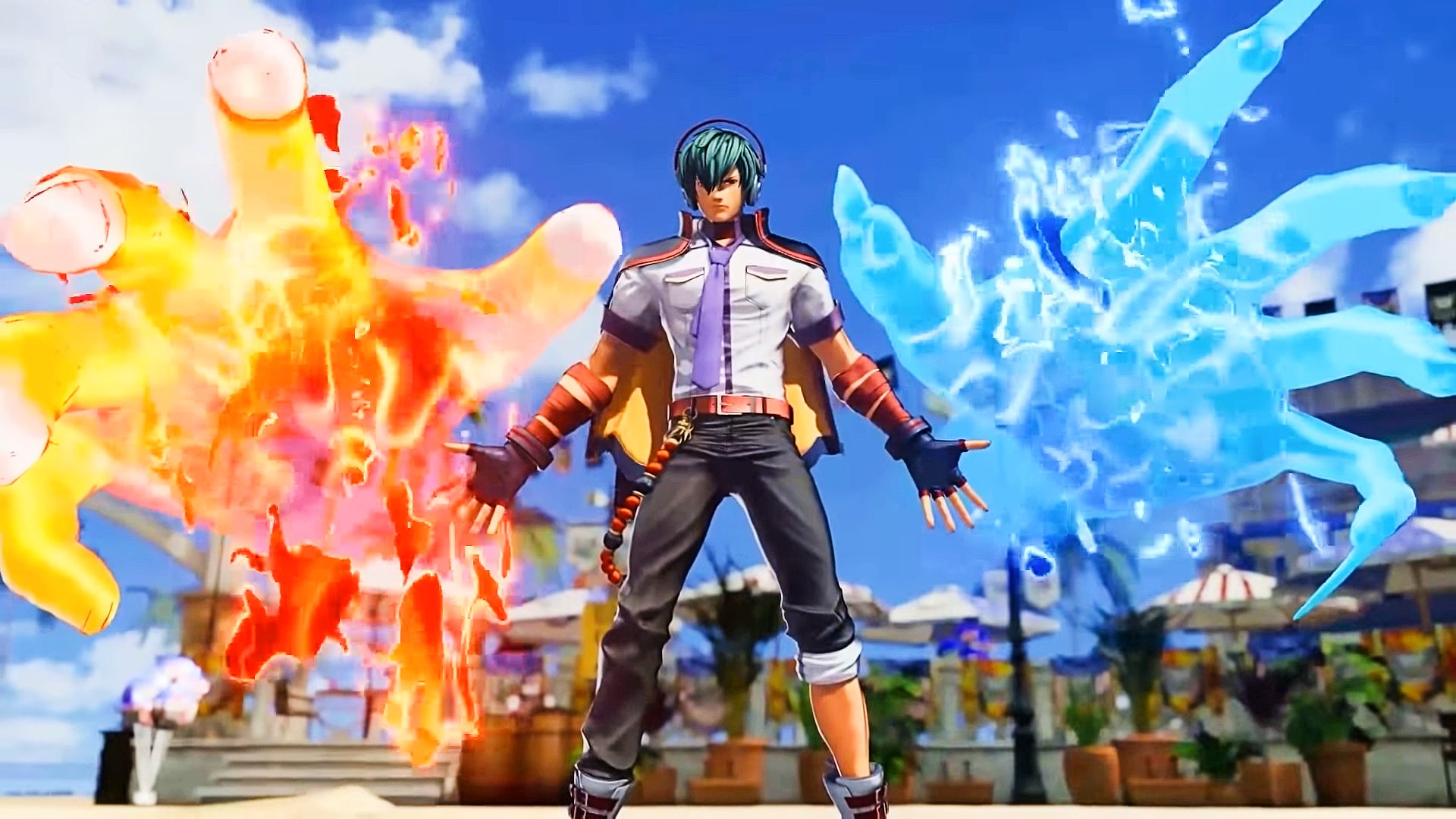 King of Fighters XV delayed into next year