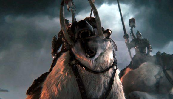 Total War Warhammer 3 Kislev bears