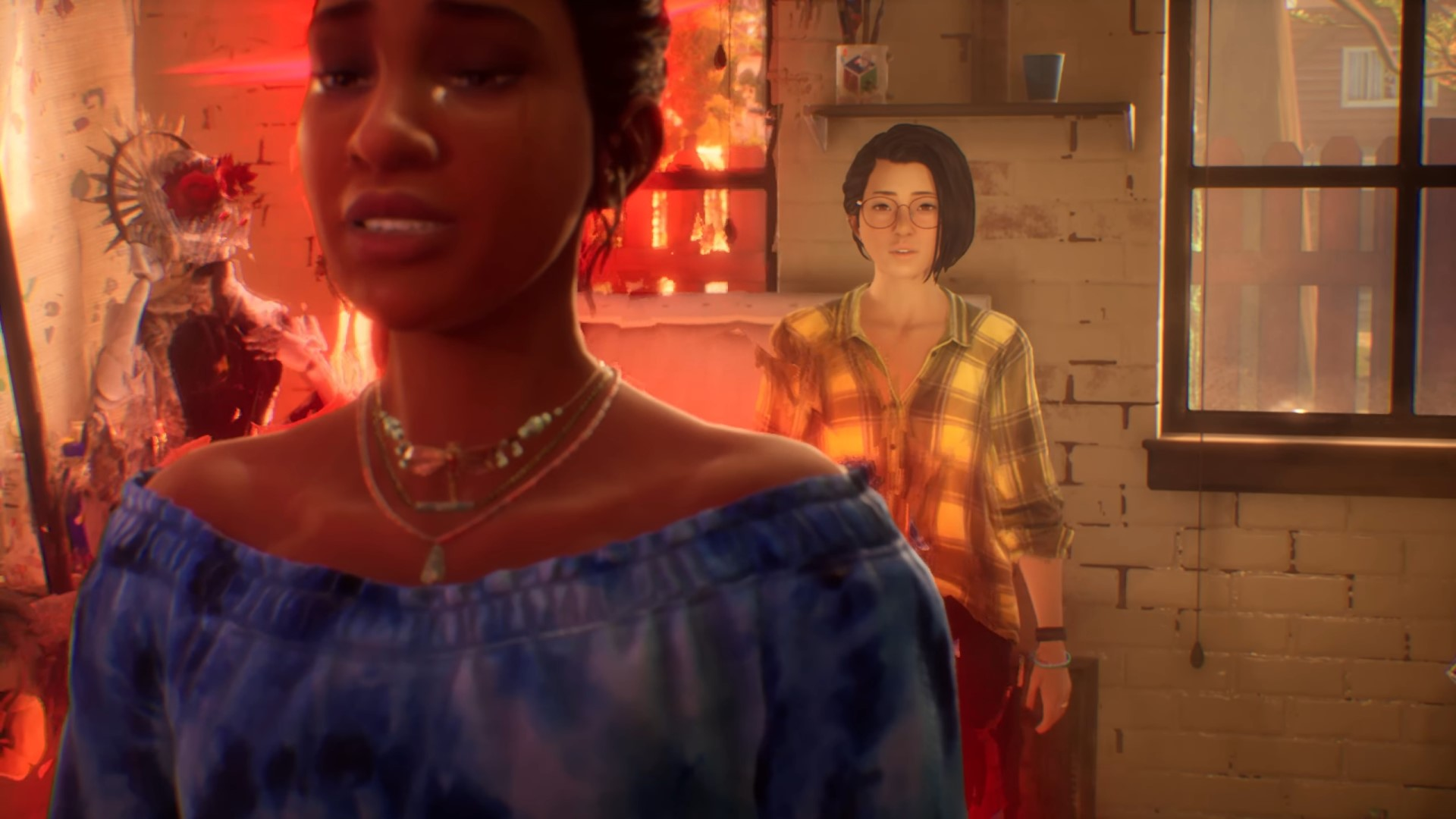 New Life is Strange: True Colors trailer digs into Alex's empathy powers
