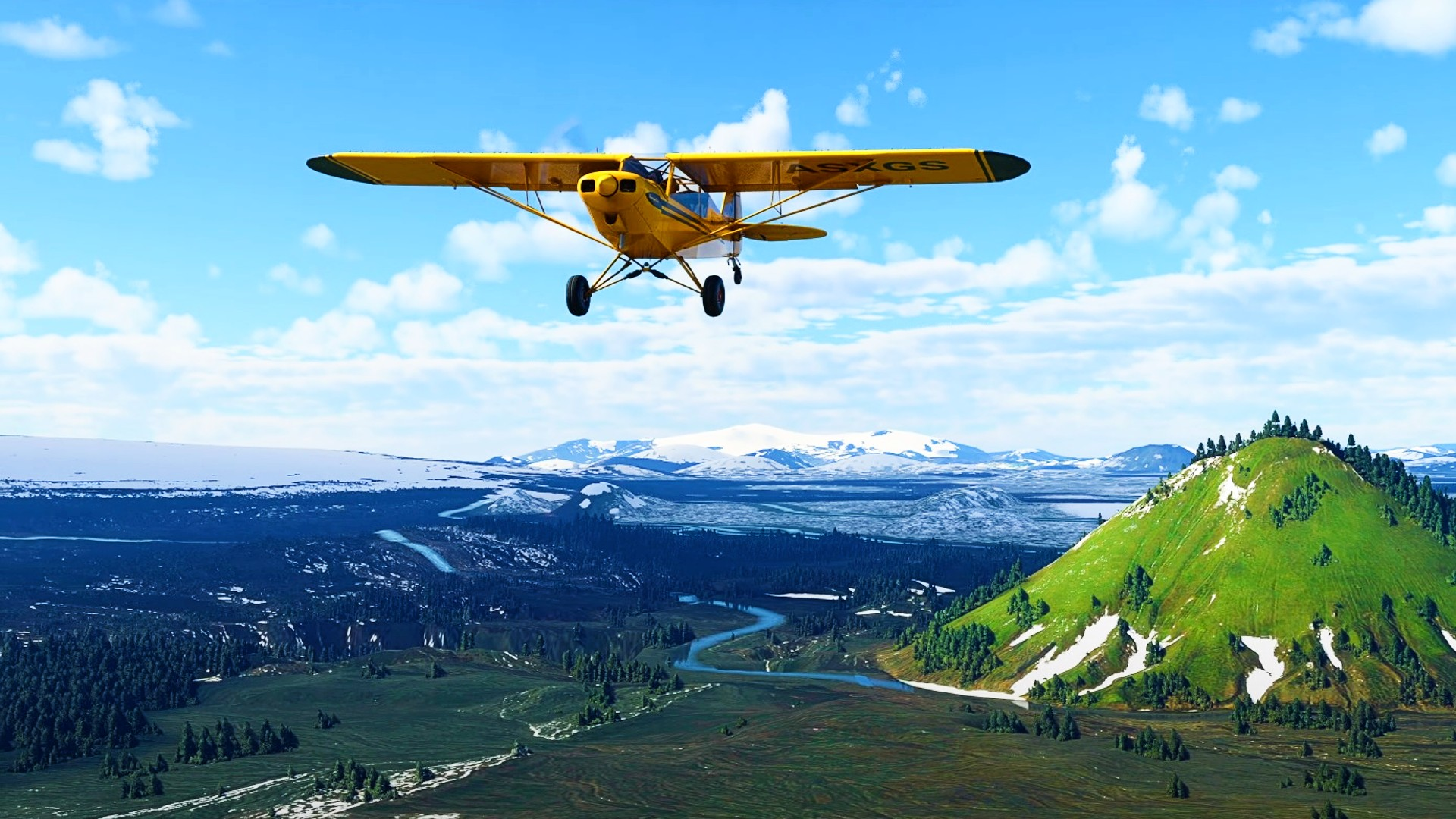 Microsoft Flight Simulator's Nordics world update looks stunning