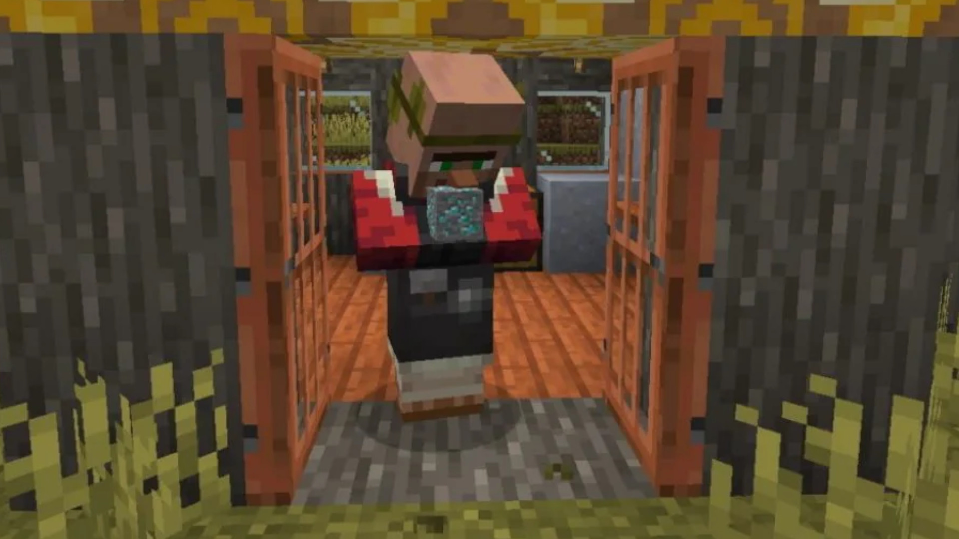 Minecraft 1.17's emerald and diamond bugs are getting fixed