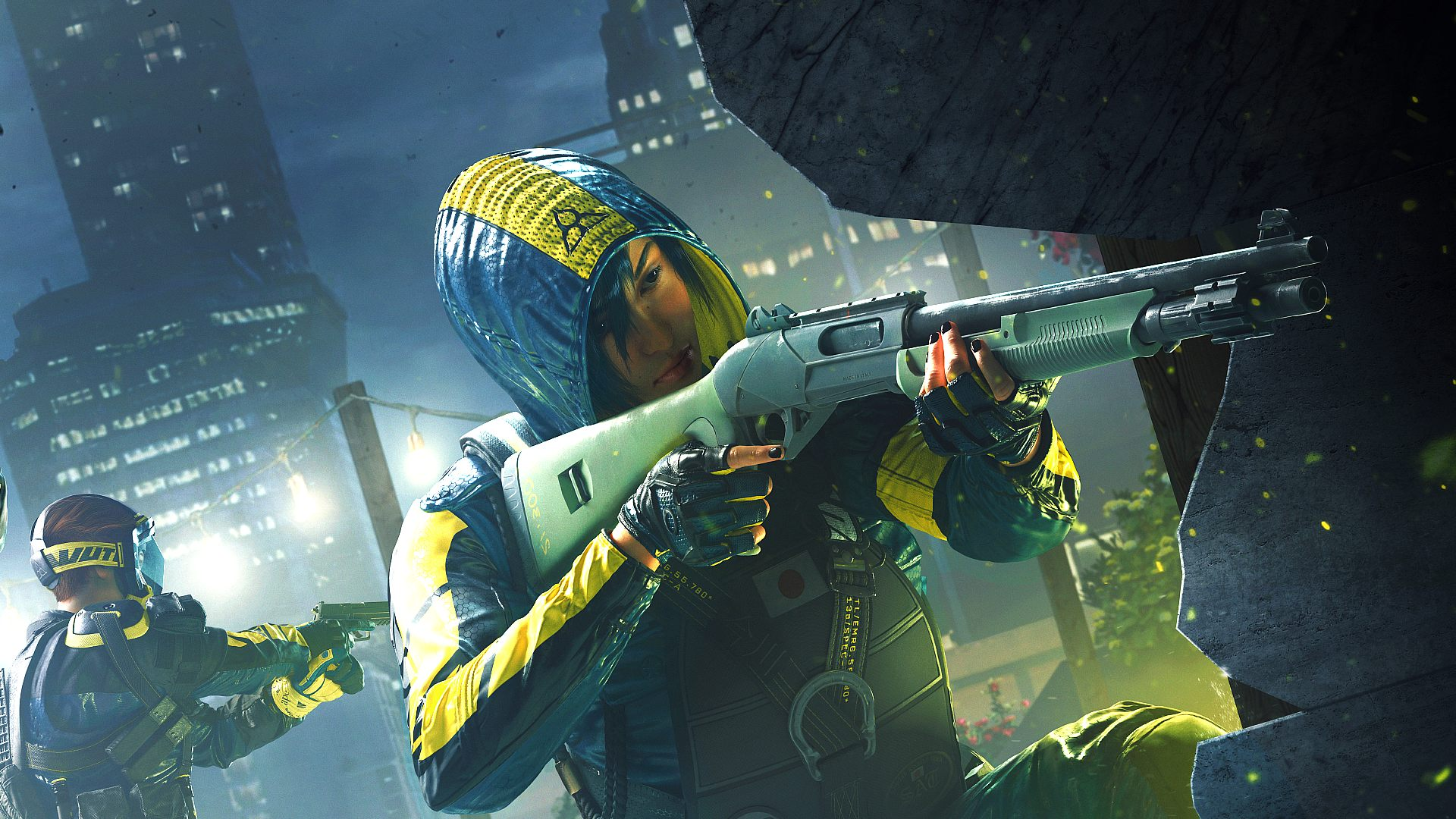 Rainbow Six Extraction won't introduce new operators of its own