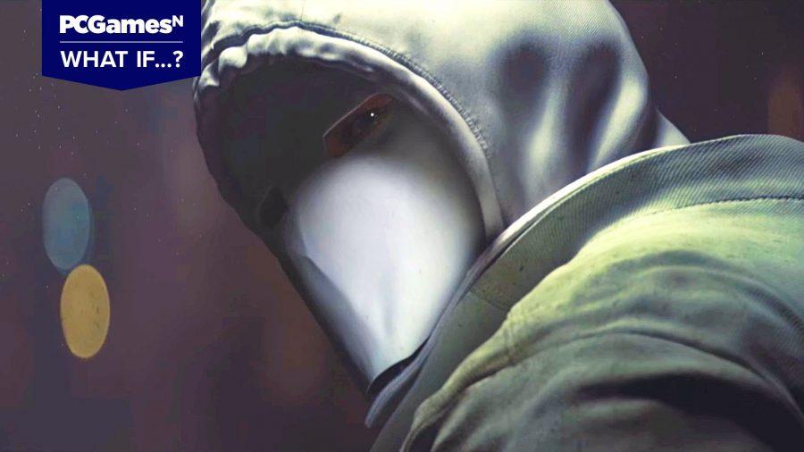 White Masks in Rainbow Six Siege