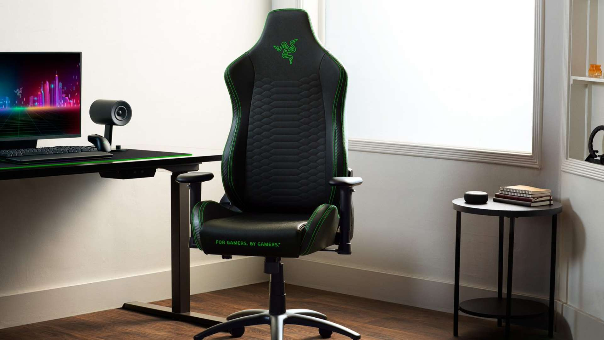 New Razer gaming chair is cheaper and named after its gaming headsets