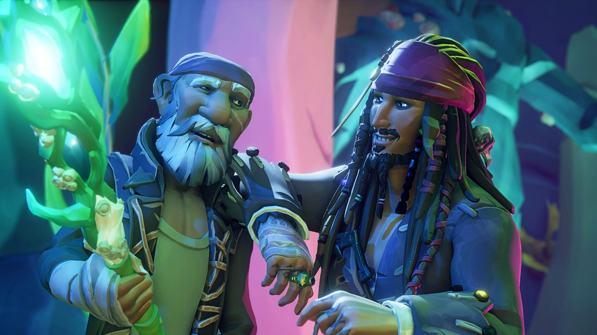 Sea of Thieves tops the Steam sales charts again after Pirates of the Caribbean update