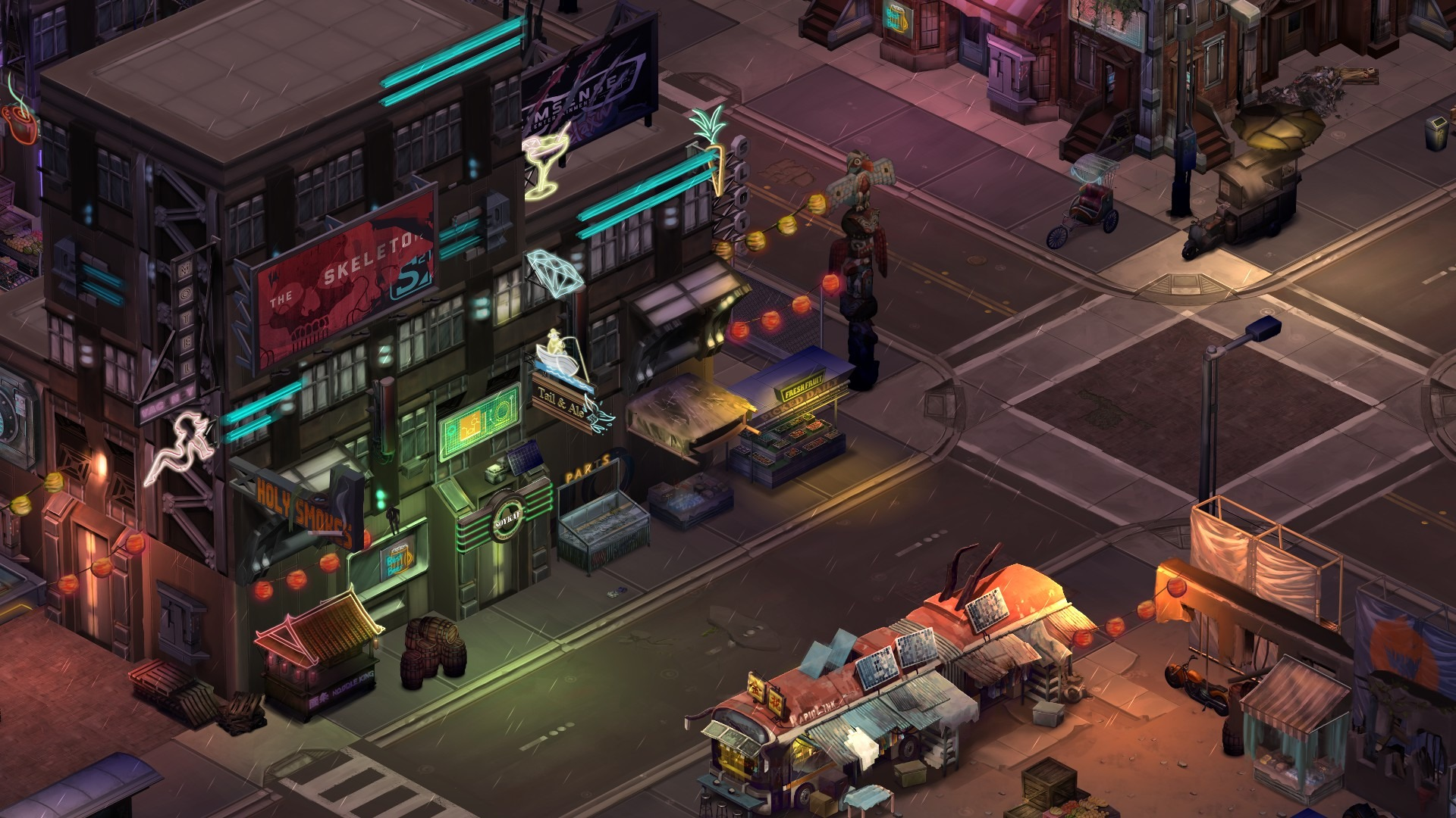 The Shadowrun Trilogy of cyberpunk RPGs is free on GOG this weekend