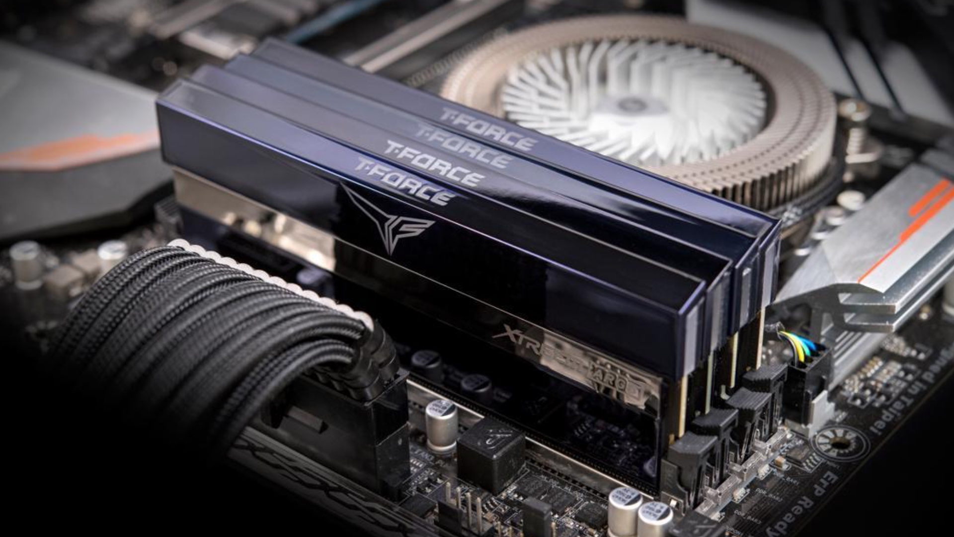 Never mind DDR5, Teamgroup's new DDR4 RAM kit has a mammoth 256GB capacity