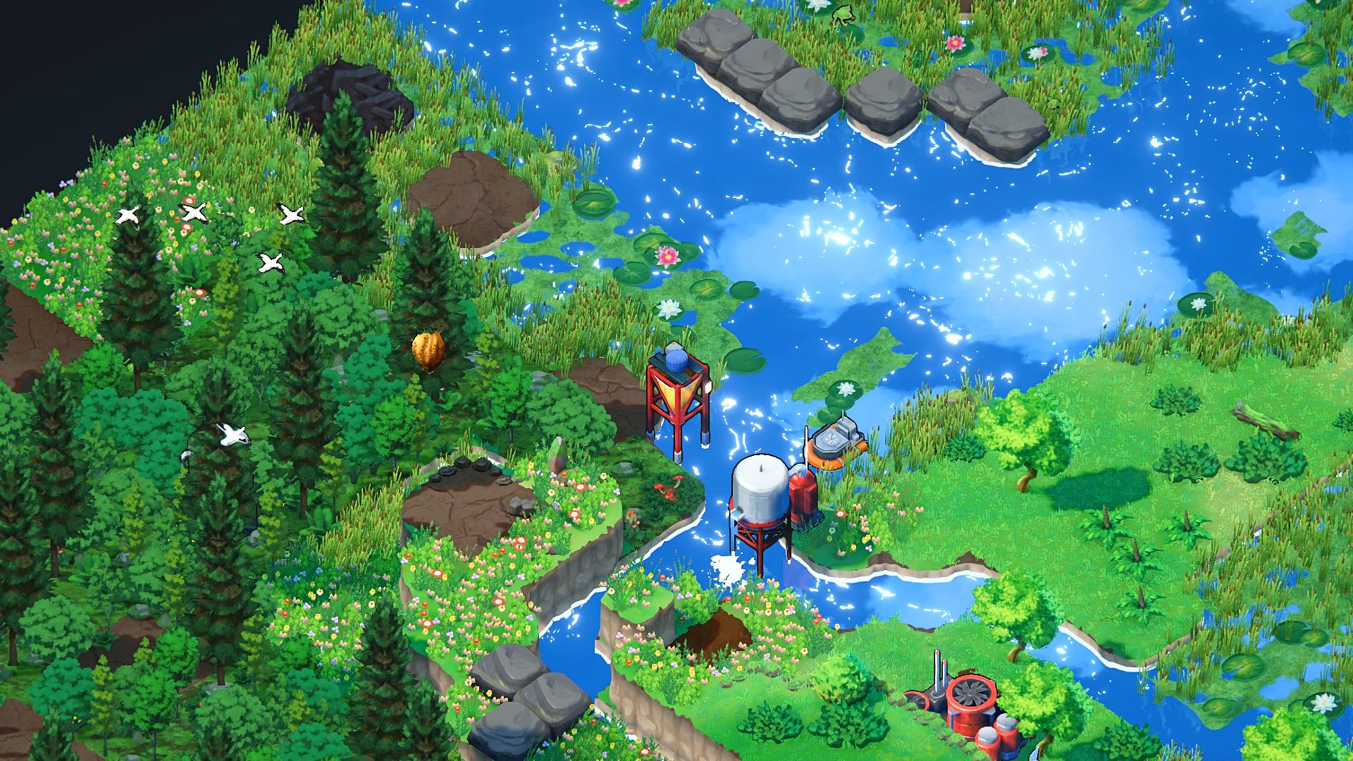 Terra Nil is the perfect city builder for strategy fans who hate people