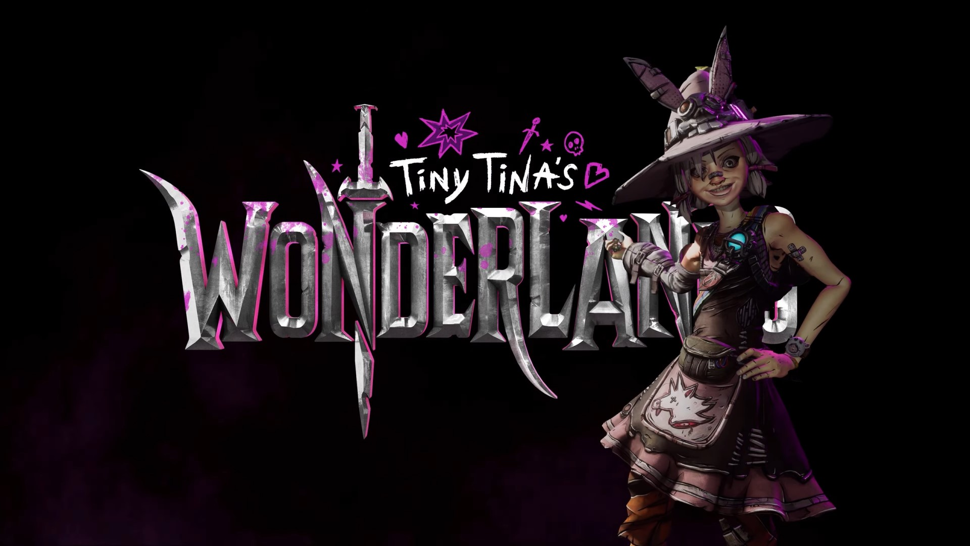 Tiny Tina's Wonderlands has been revealed at Summer Game Fest