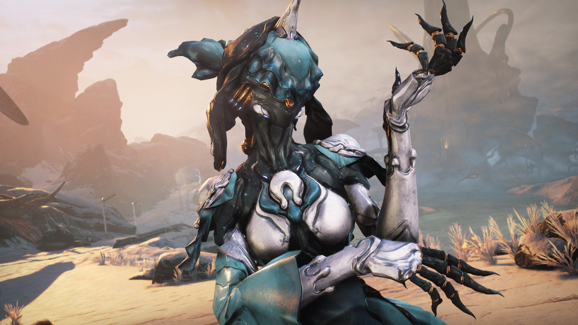 Warframe: Sisters of Parvos launches in six days