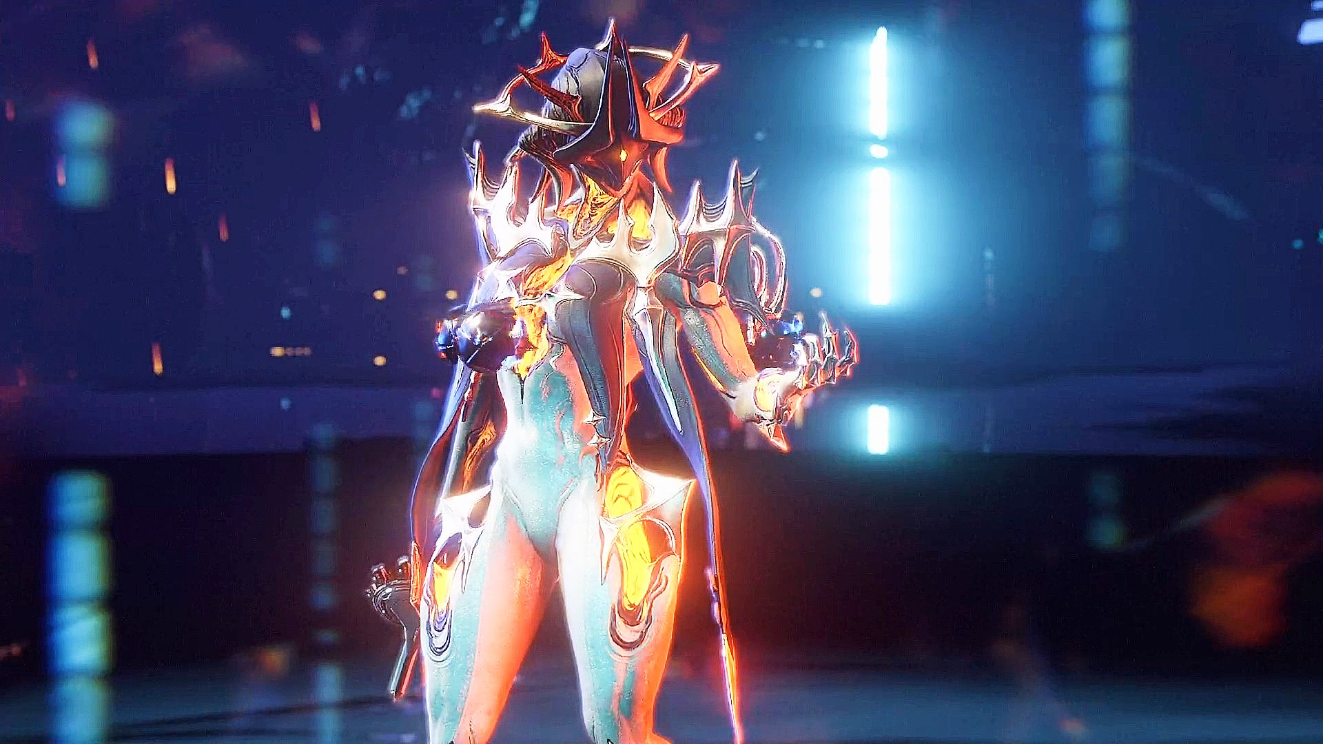 Warframe's new Sisters of Parvos and their alien dogs will hunt you down