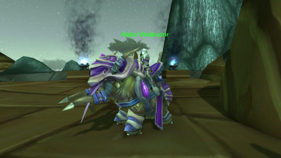 WoW Burning Crusade Aldor tier guard