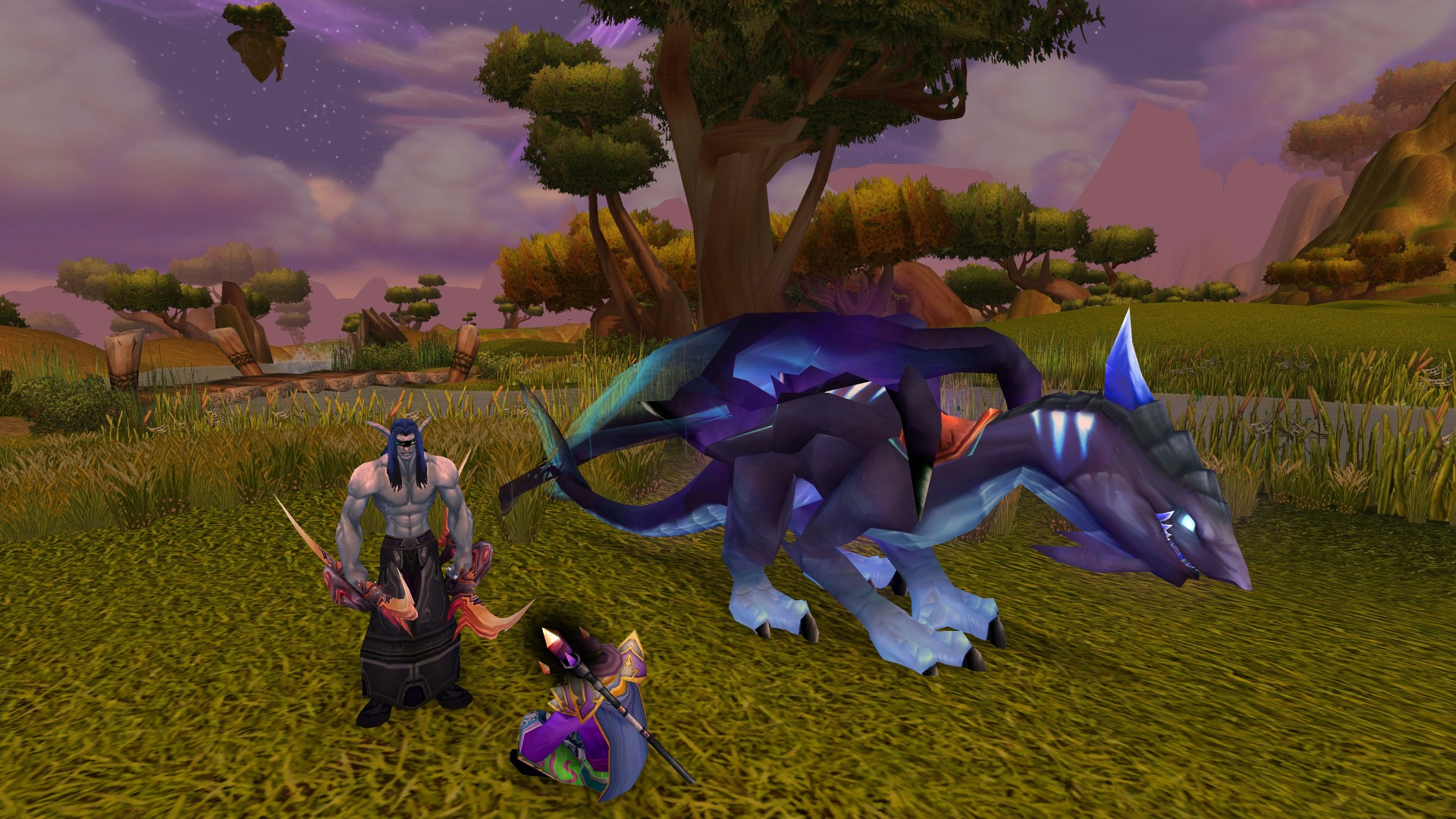 How to get the Netherdrake mount in WoW Burning Crusade Classic