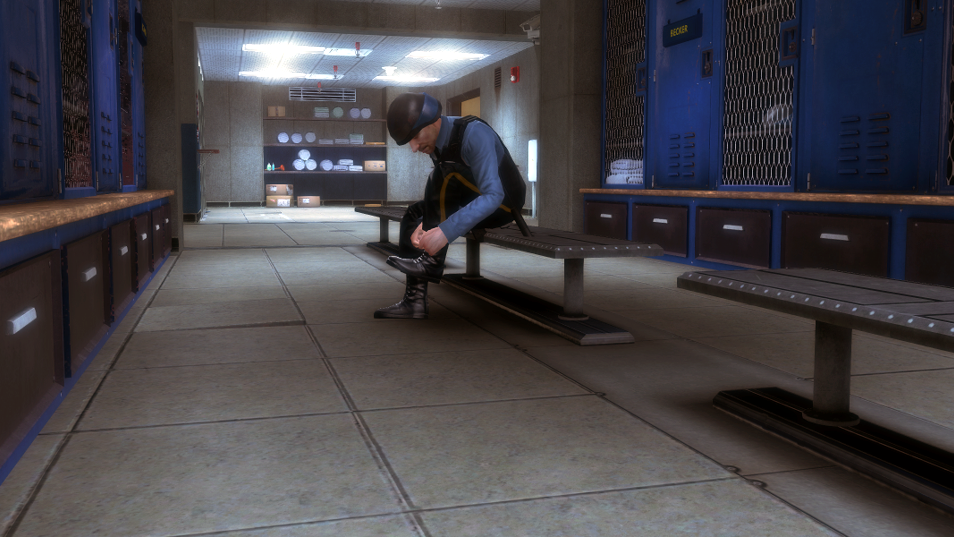Black's Phoenix Half-Life: Blue Shift mod arrived Chapter 2