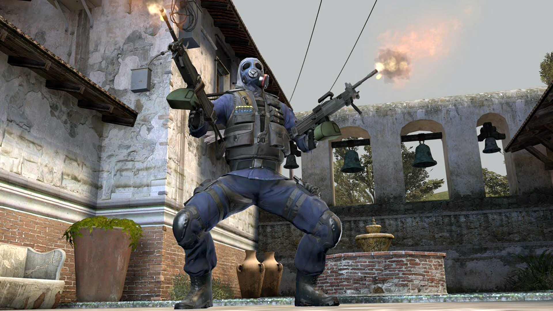 CSGO's player count has fallen by nearly 17% since Valve started charging for Prime