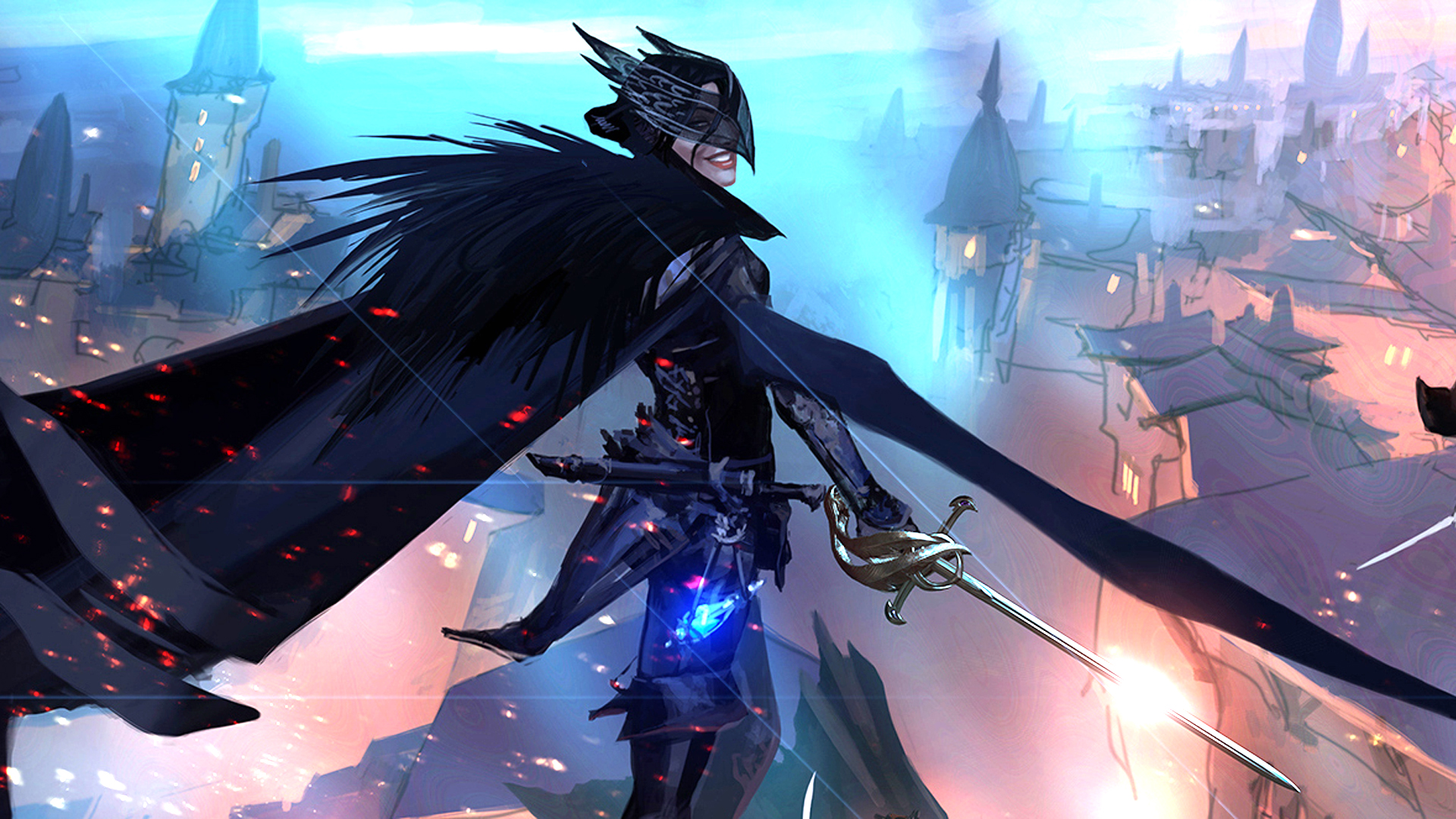 """Dragon Age 4 is """"making great progress"""", and here's the Antivan Crows"""