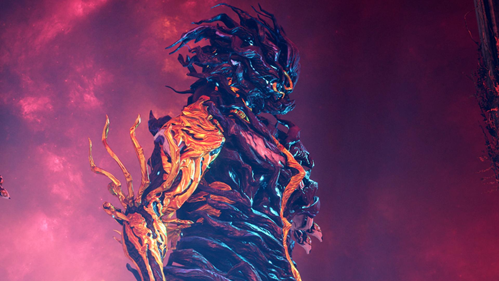 Nidus Prime and half-Sentient Caliban are Warframe's next 'frames