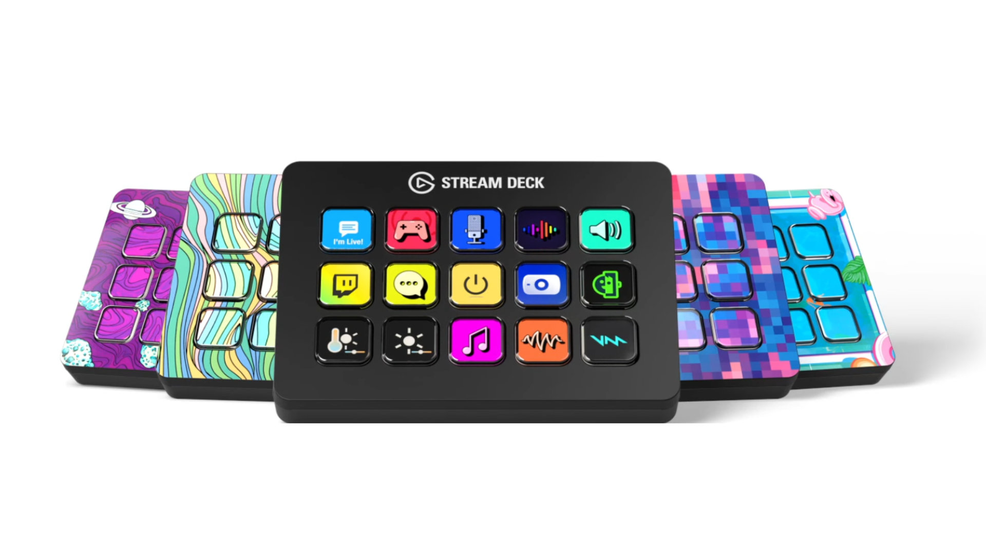 Elgato's new Stream Deck proves everything needs detachable USB cables