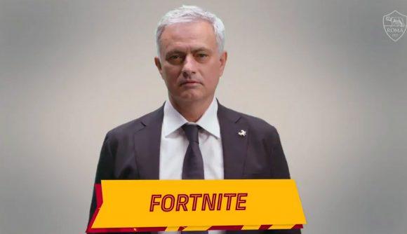 Jose Mourinho Fortnite