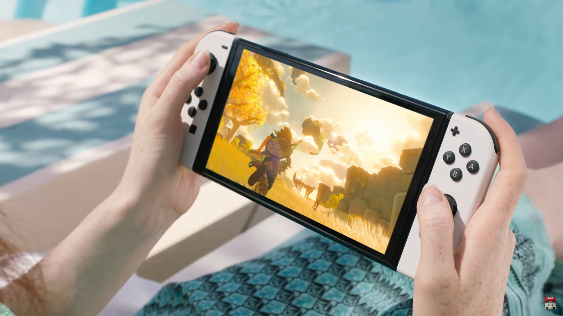 Can the Nintendo Switch OLED compete with the rise in handheld gaming PCs?