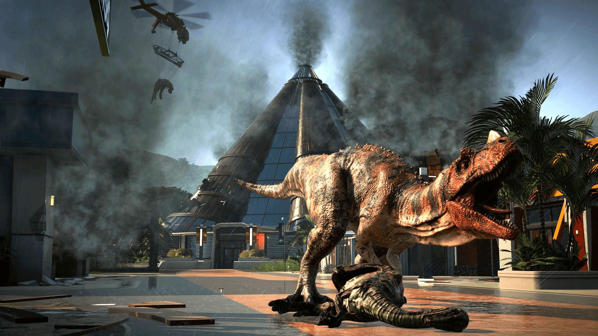 The best Jurassic World Evolution mods