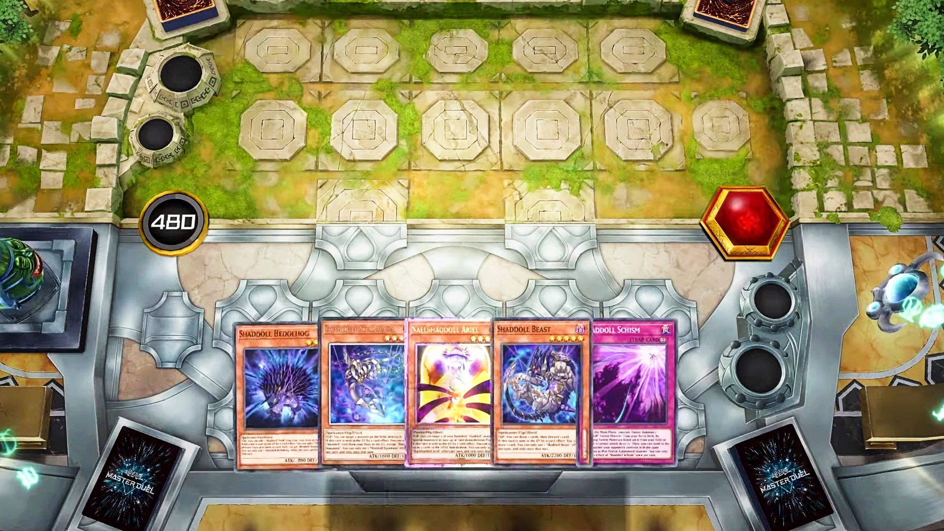 Yu-Gi-Oh: Master Duel aims to bring the full TCG experience to Steam