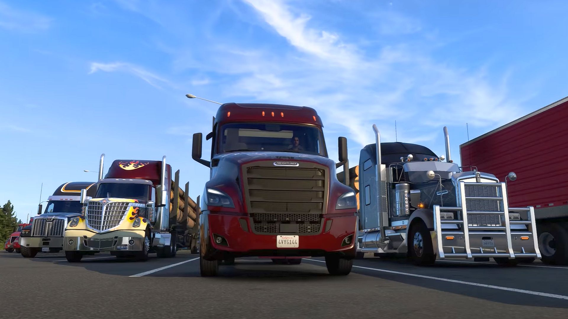 """American Truck Simulator multiplayer is coming """"hopefully in a matter of days"""""""