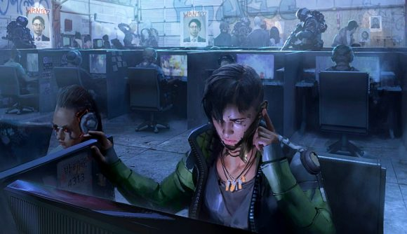 Apex Legends' Crypto hacking into a PC