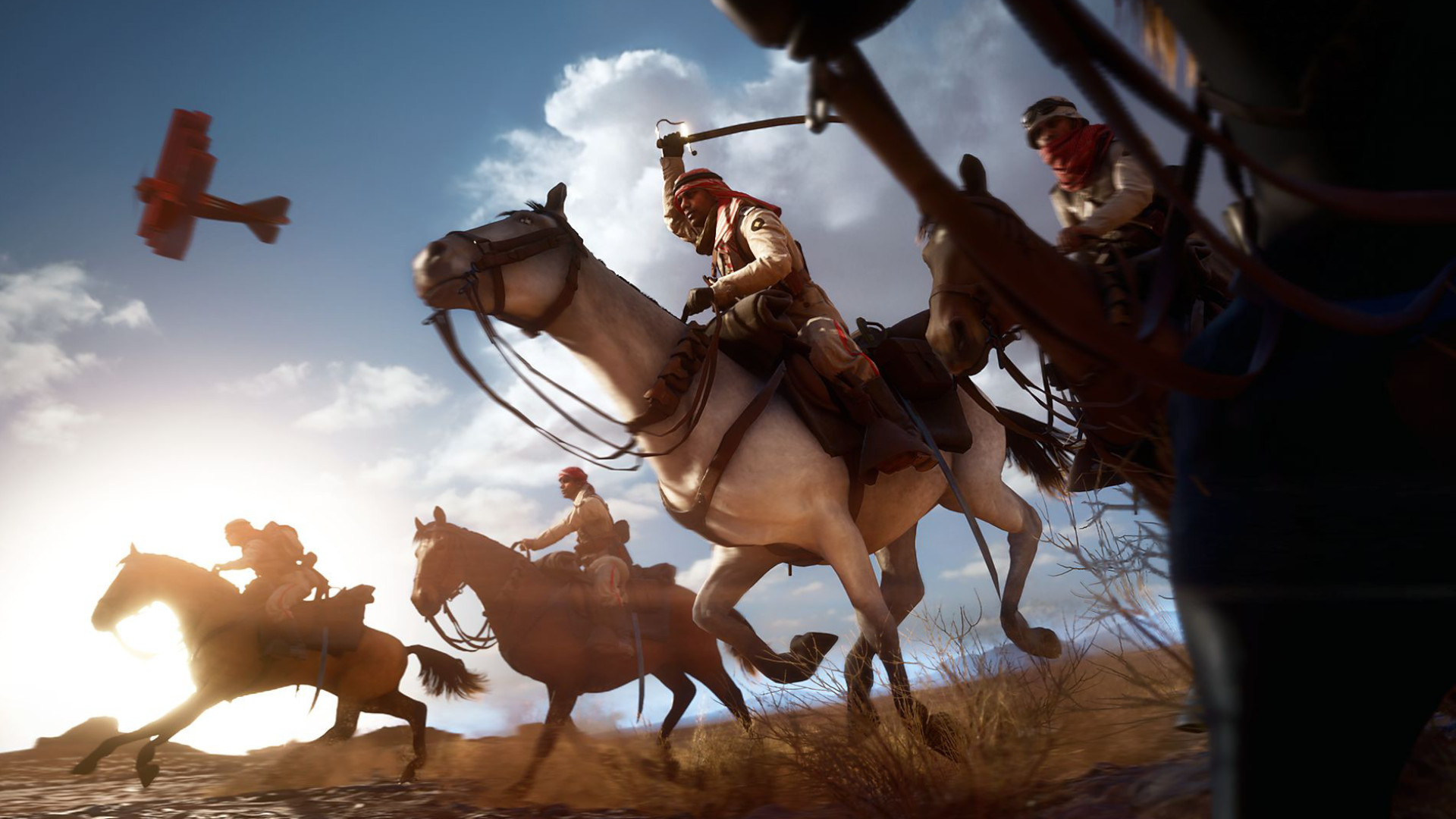 Battlefield 1's free weekend ended, but everyone's still playing
