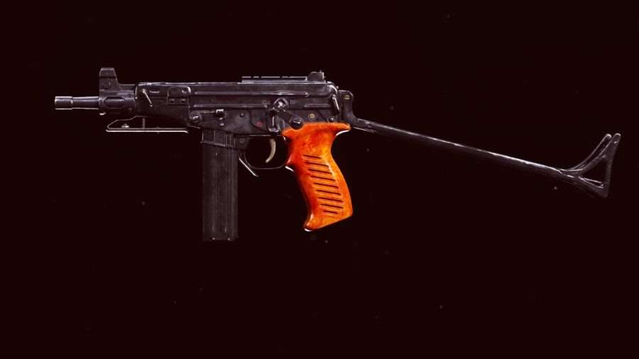 The best OTs 9 loadout SMG in Call of Duty: Warzone's preview menu introduced in Warzone Season 4 Reloaded