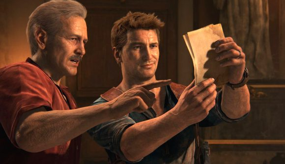 sony ports Uncharted