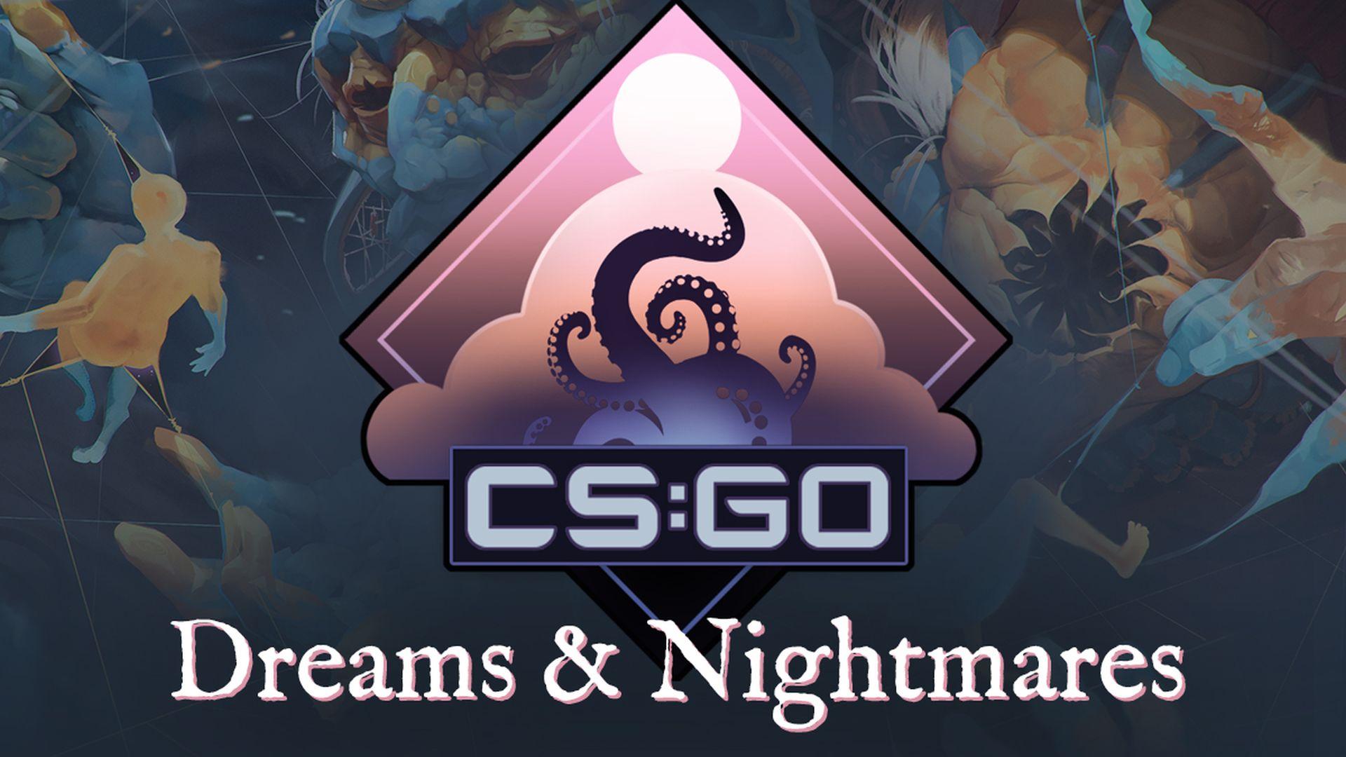 CS:GO devs launch 'Dreams and Nightmares' $1 million art contest