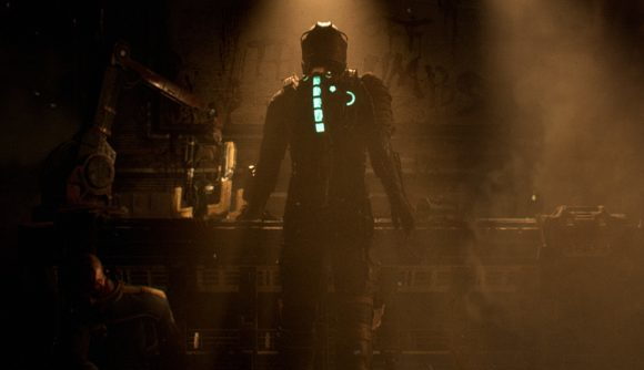 A familiar suit in the new Dead Space remake