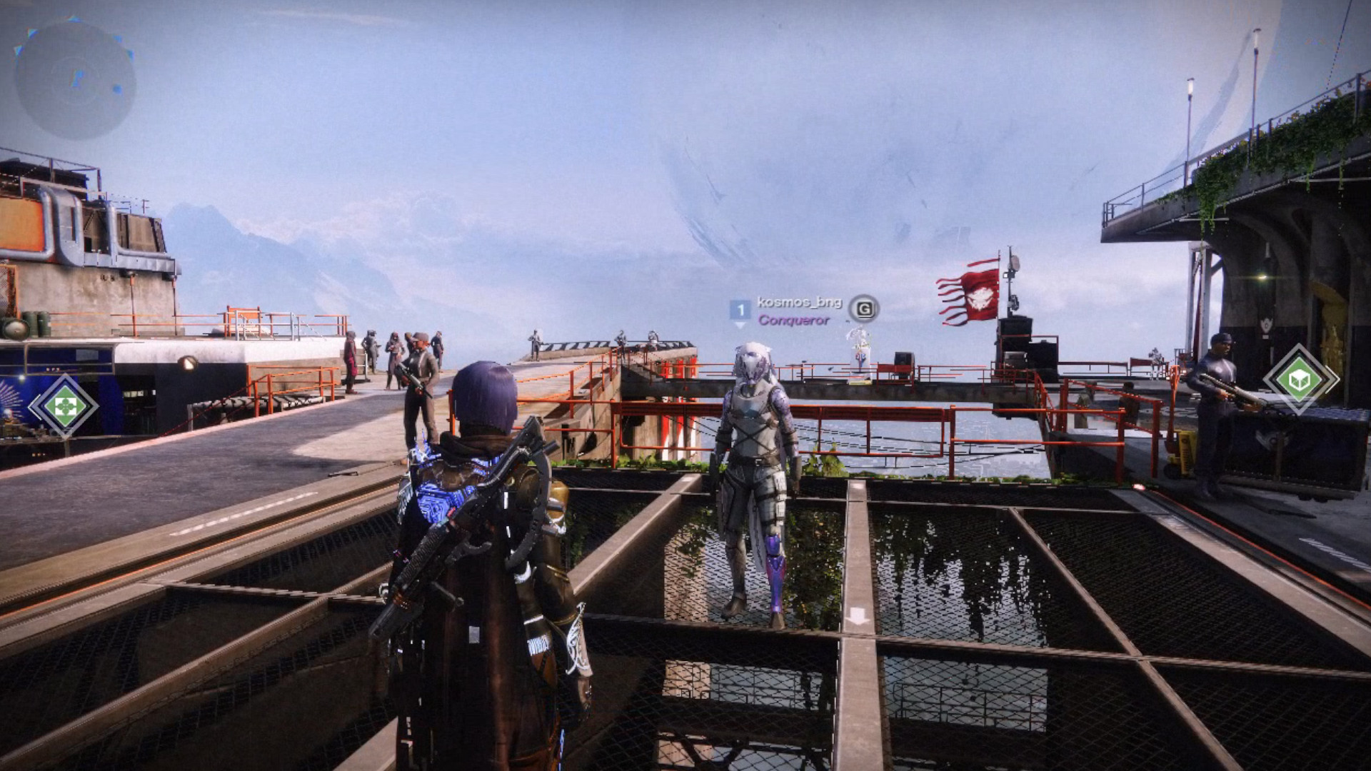 You might get a new name when Destiny 2 cross-play goes live