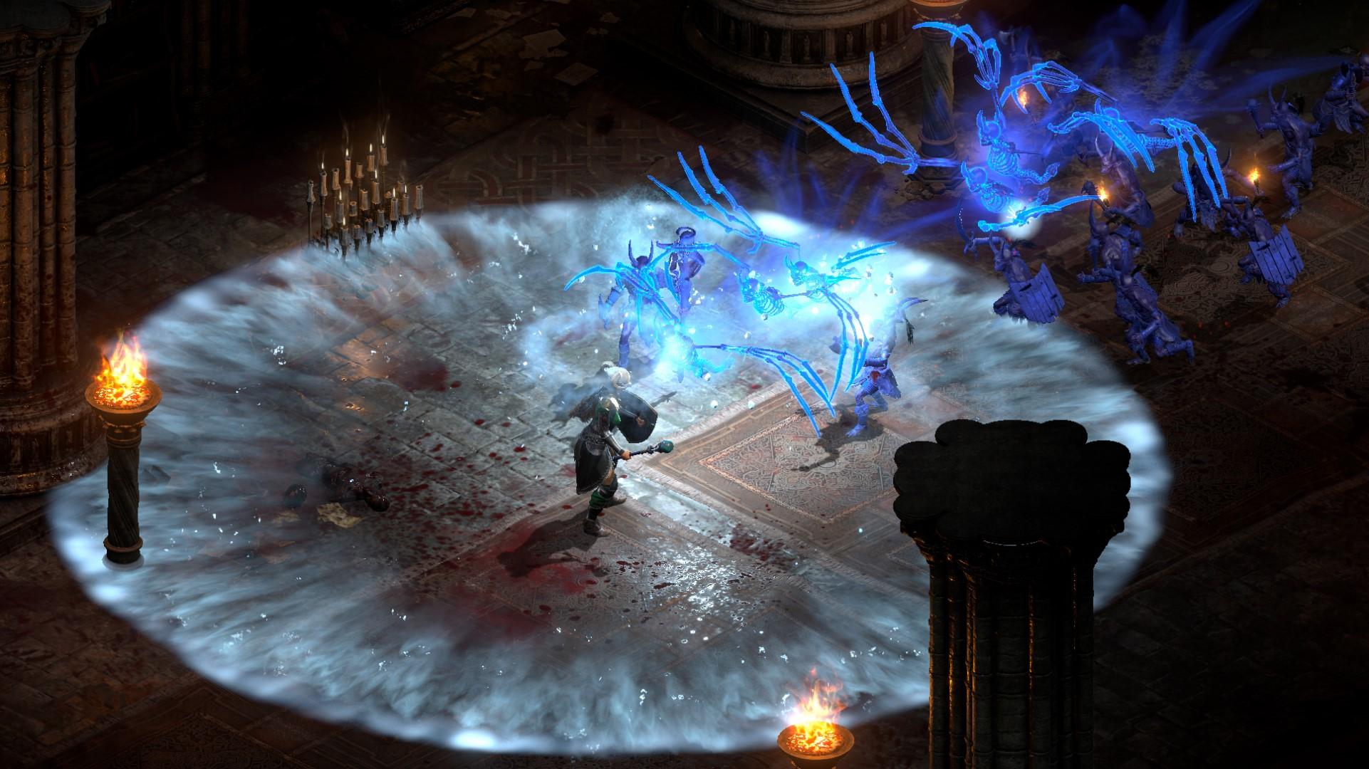 Diablo 2: Resurrected's shared stash is getting three times bigger