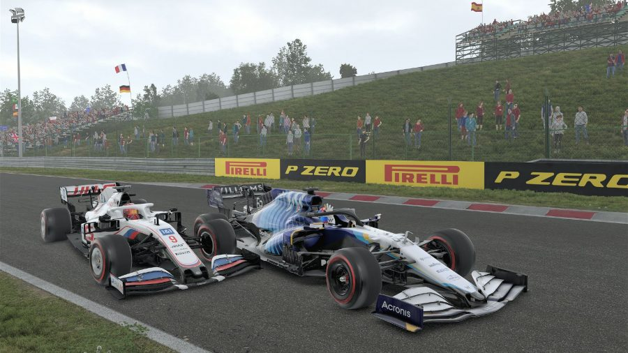 Clash at the top in F1 2021