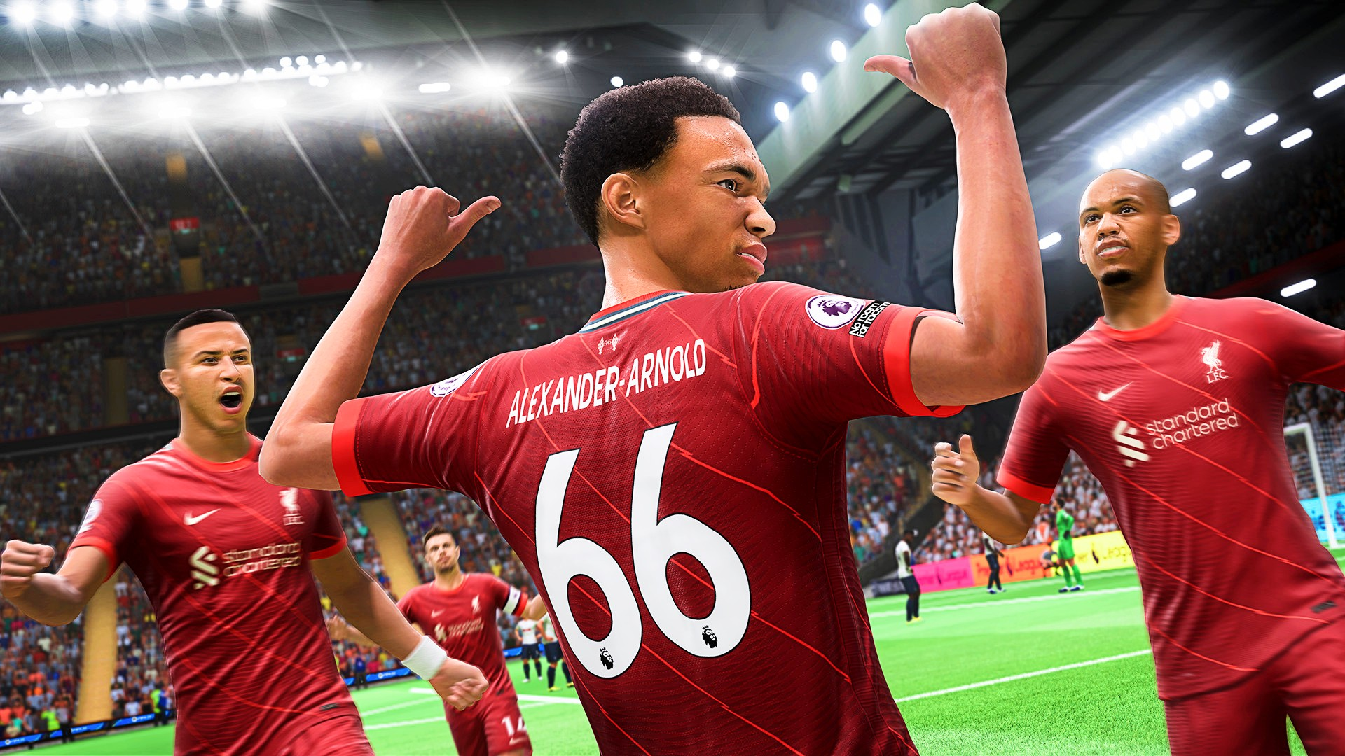 FIFA 22 comes to Steam and Origin in October – here's the trailer