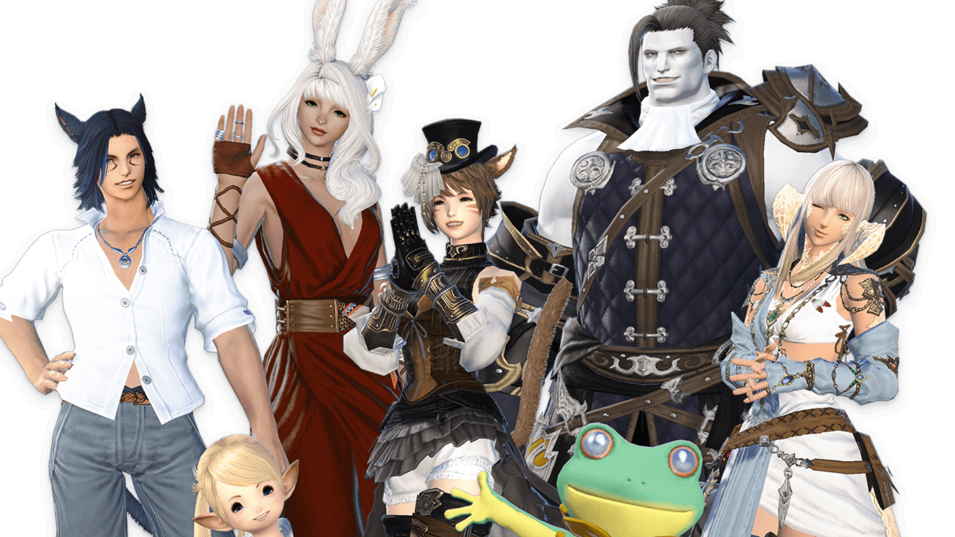 Final Fantasy XIV is now free to returning players for a limited time
