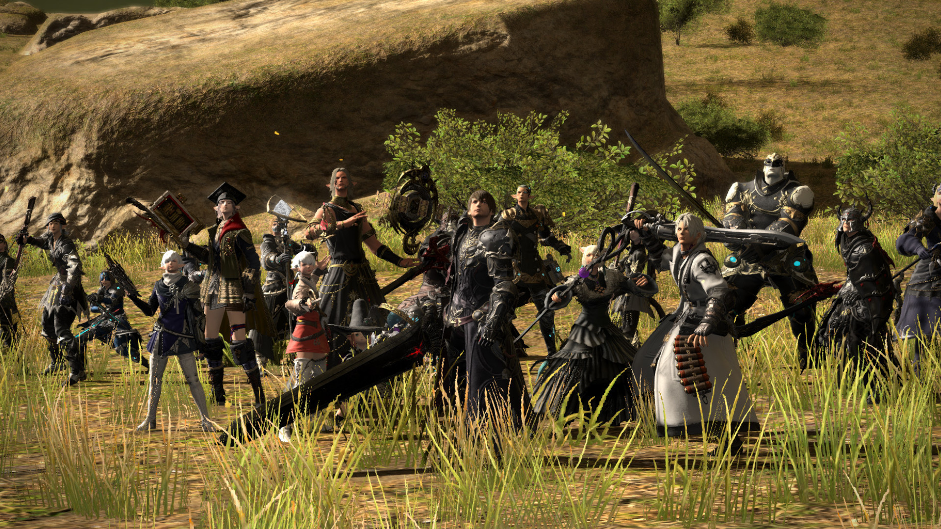 FFXIV devs detail server upgrades and plans for more data centers
