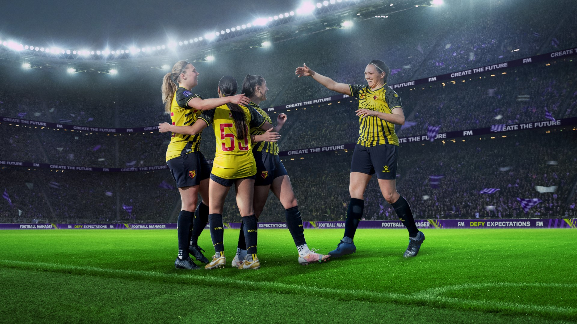 Football Manager will soon include women's football