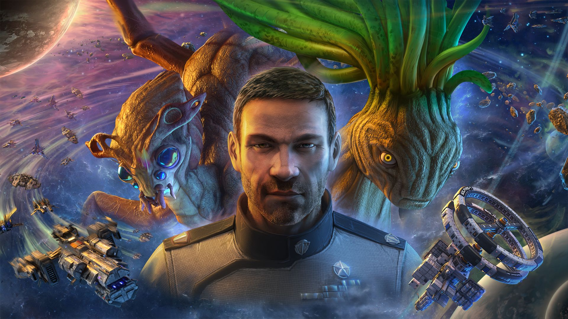Five reasons to be excited for space 4X game Galactic Civilizations IV
