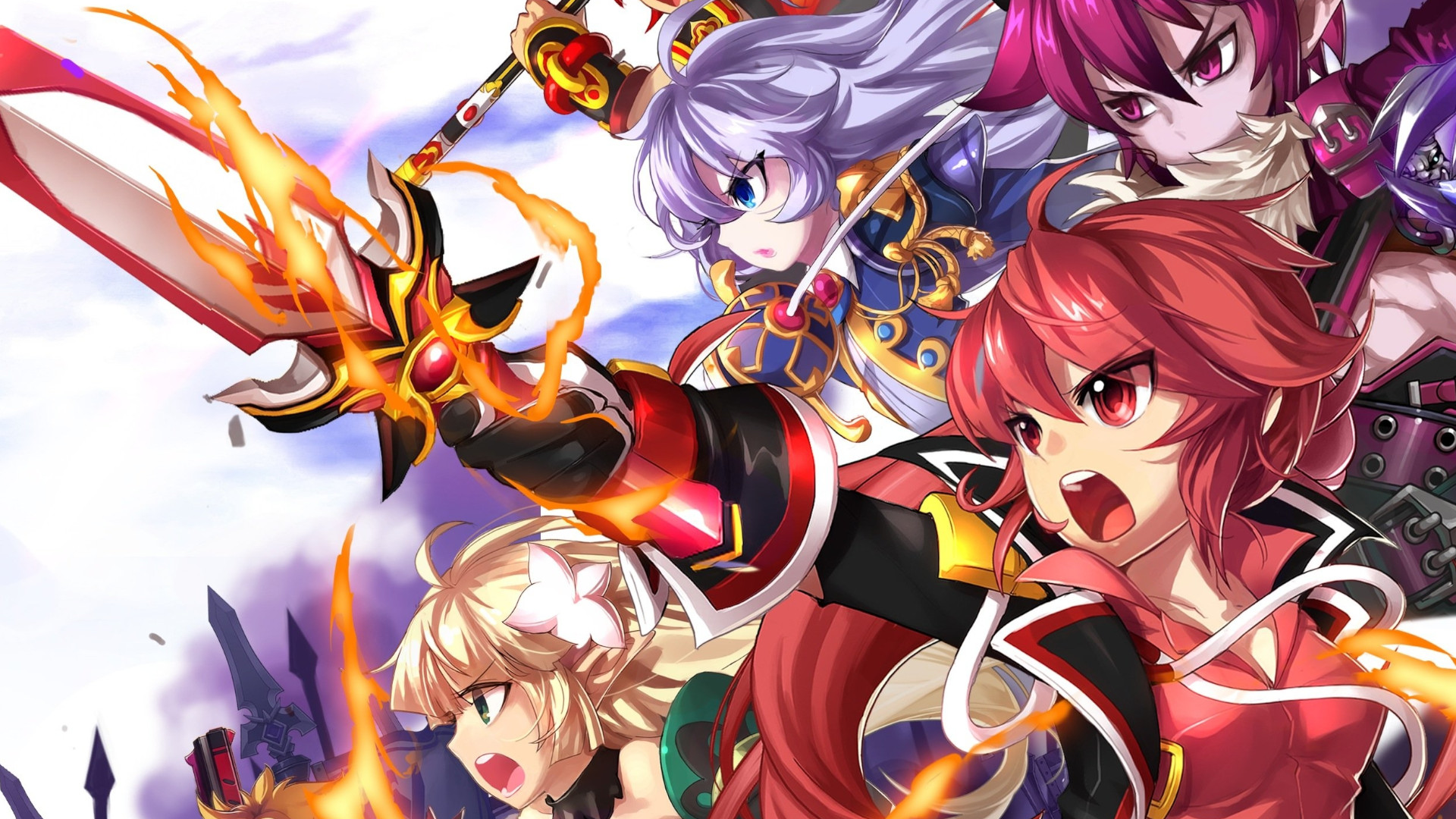 MMO Grand Chase returns and instantly reaches Steam's top 10