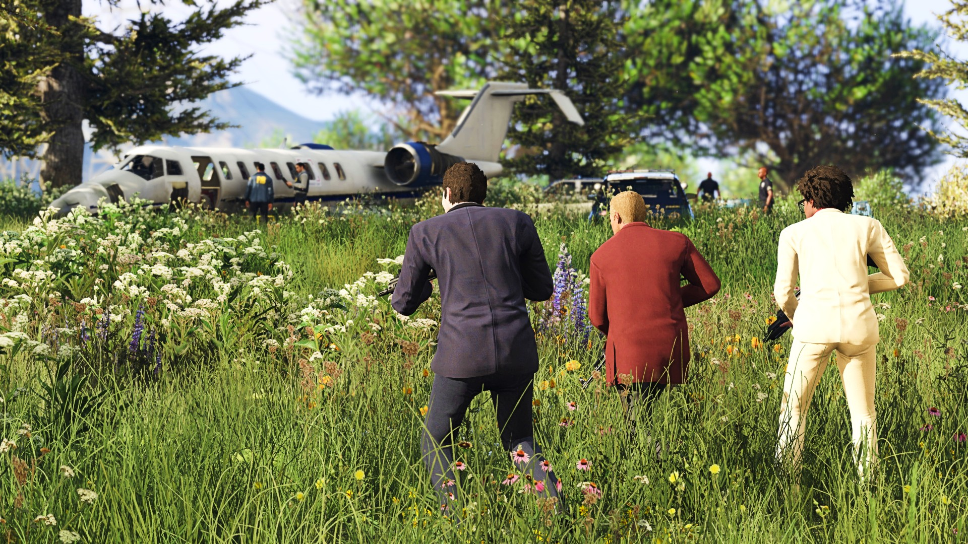 GTA Online's weekly update adds seven new Survival modes
