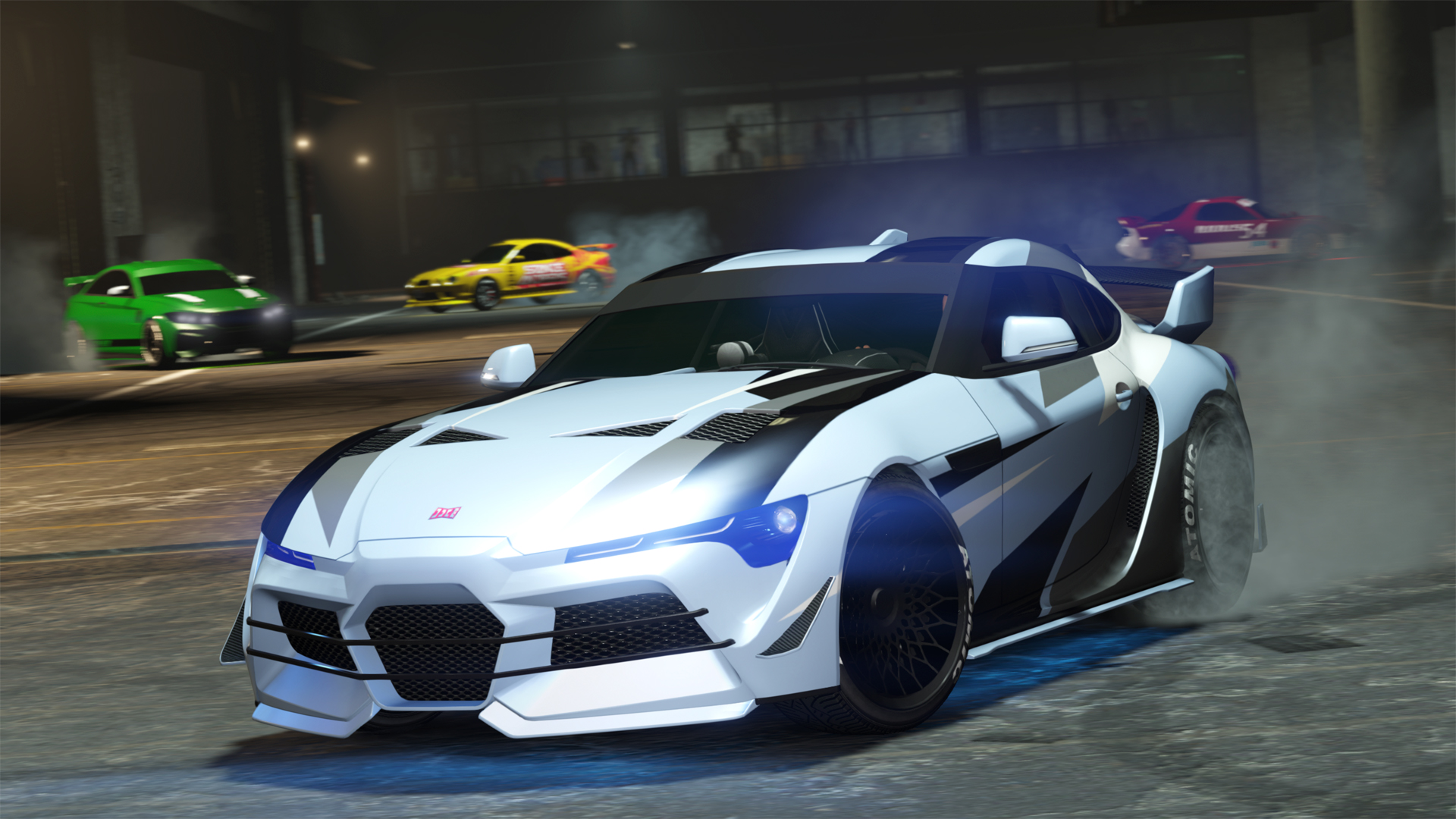 GTA Los Santos Tuners Prize Ride challenges – what is the Prize Ride?