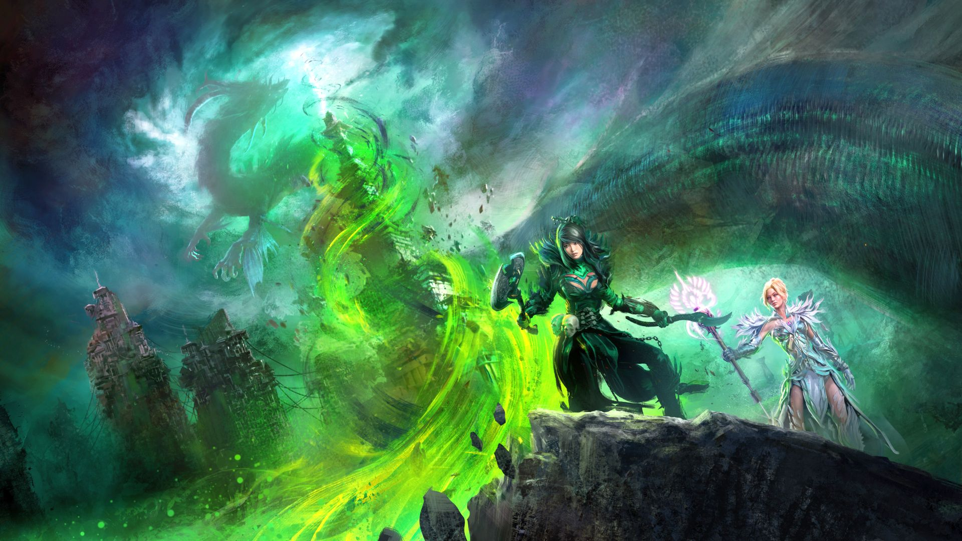 Guild Wars 2's End of Dragons has been revealed – here's what's coming