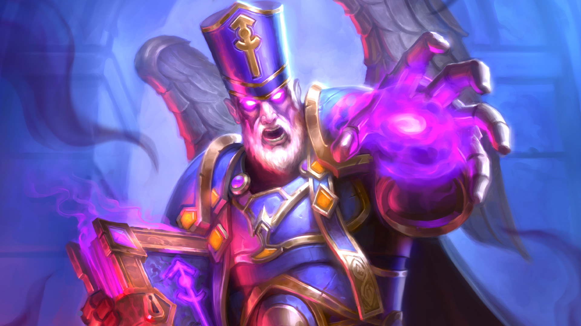 After seven years, Shadow Priest is finally coming to Hearthstone