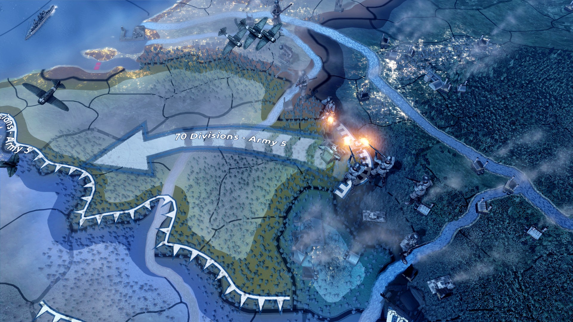 Hearts of Iron IV is one dollar